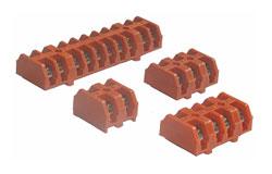 Блок зажимов проходных БЗ26-1,5П, БЗ26-4П