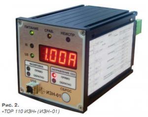 Устройство импульсной защиты ТОР-110-ИЗН-01