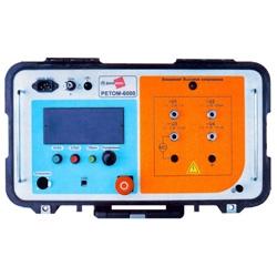 Прибор для проверки электрической прочности изоляции РЕТОМ-2500, РЕТОМ-6000