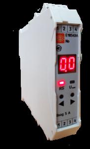 Е1854ЭЛ преобразователь измерительный переменного тока и напряжения в узком корпусе