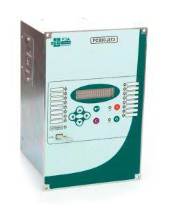 Устройство защиты трехобмоточного трансформатора РС830-ДТ3